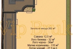 бруківка дизайн - 2d