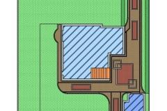 бруківка квадрати - 2d