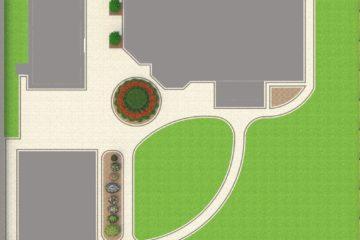 дизайн двору